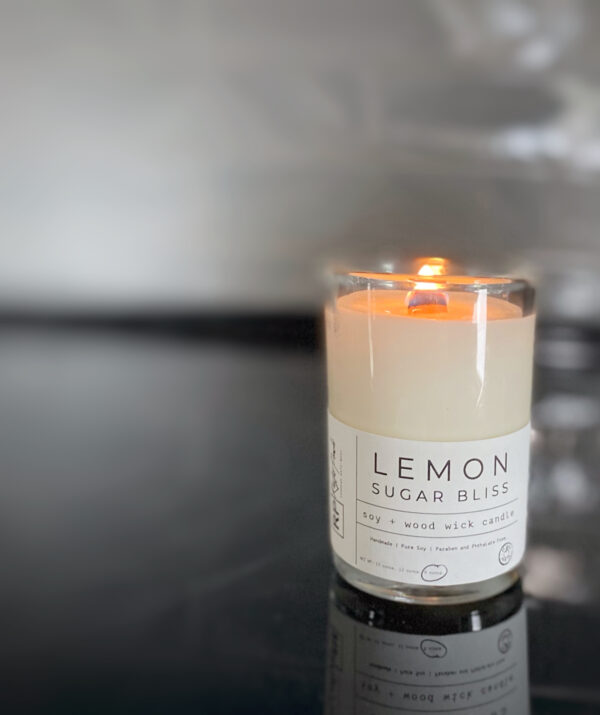 Wooden Wick Candles