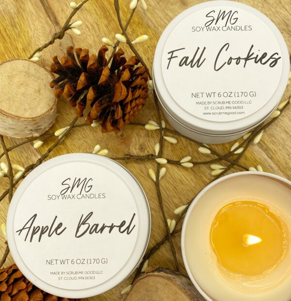 SMG Soy Wax Candles